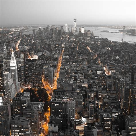 wallpaper 4k new new york city overview 4k wallpaper image and save image