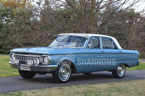 Ford Fairmont Interior Sold Ford Falcon Xp Deluxe Sedan Auctions Lot 39 Shannons
