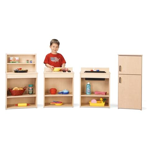 Wooden Kitchen Sets by Time Furniture Wooden Play Kitchen Set 7080yt441 Apple School Supply