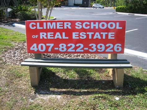 Best Schools For Real Estate Mba by Best Real Estate License School In Orlando And Florida