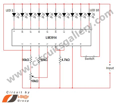 led capacitor charge indicator led 12v emergency light circuit diagram circuits gallery