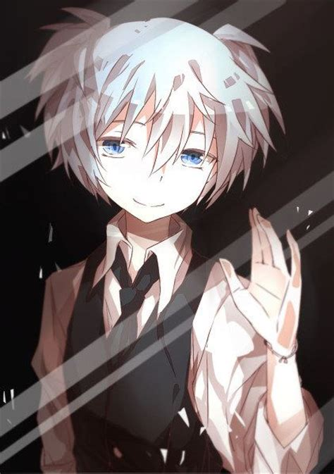 wallpaper anime trapped in the glass looks like nagisa from assassination classroom but i m not