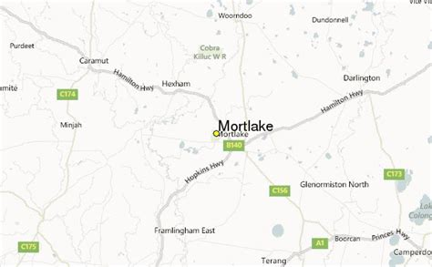 mortlake weather station record historical weather for