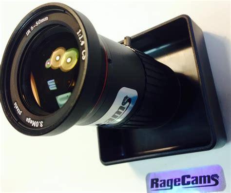 Gopro Lensa telephoto range zoom lens no fish eye hd wearable custom mods by ragecams