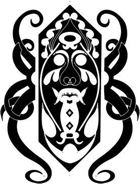 motif tato dayak dan artinya kalimantan tengah dayak warrior sungaikahayan
