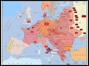 Wwii Europe Map by Gallery For Gt World War 2 Map Of Europe Battles