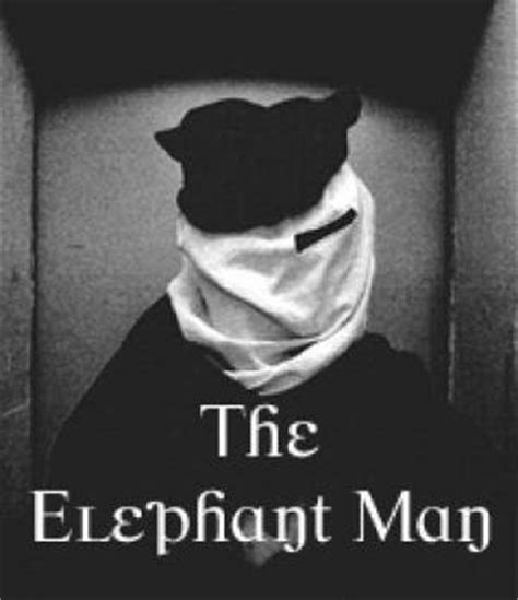 the elephant man 400 headwords trama film lovers are sick people