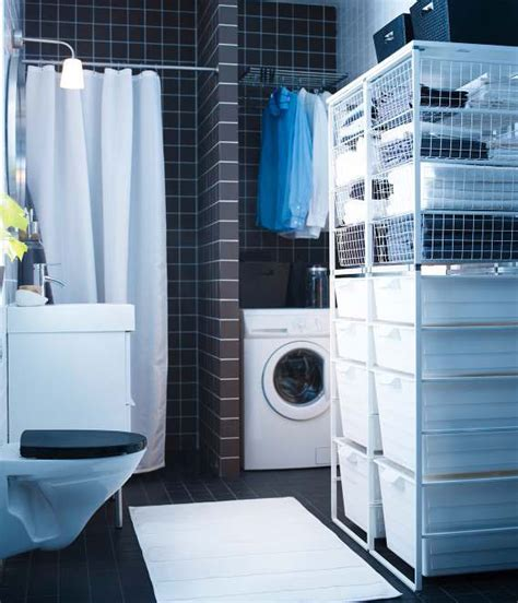 Bathroom Storage Solutions Ikea Ikea Storage Organization Ideas 2012 Digsdigs