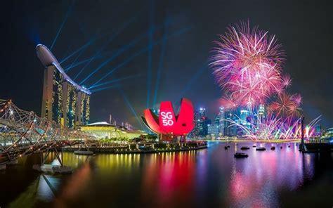 new year song singapore 2015 herunterladen hintergrundbild salute feuerwerk silvester