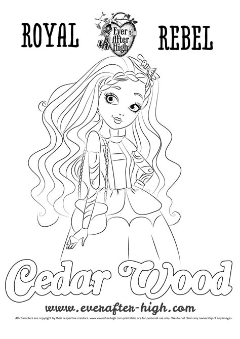 ever after high coloring pages bunny blanc bunny blanc ever after high coloring pages coloring pages
