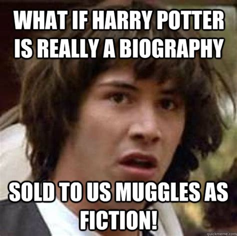 biography of harry potter what if harry potter is really a biography sold to us