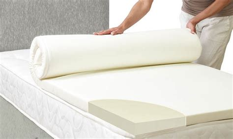 King Size Bed Foam Topper Coolmax King Size 7 5cm 75kg Memory Foam Mattress Topper