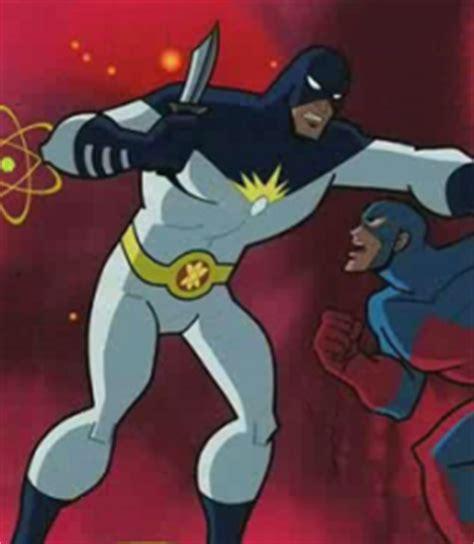 beast bodyart phase 3 shock part 1 dwarfstar batman the brave and the bold wiki fandom