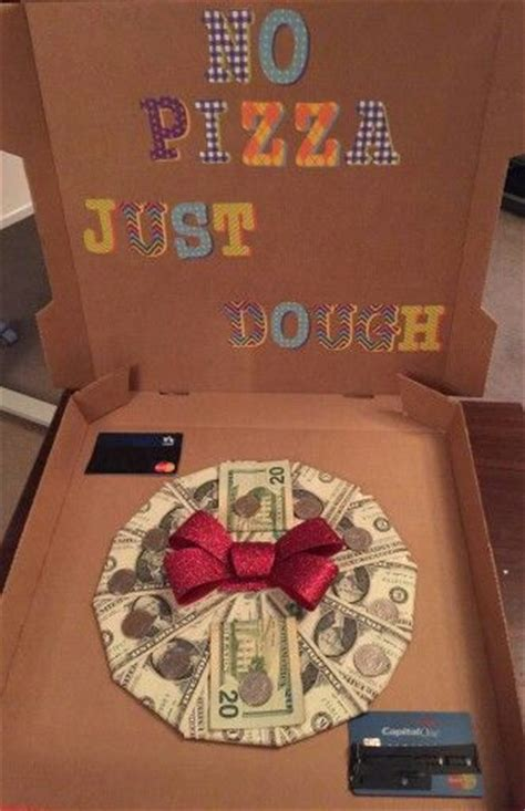 No Pizza Just Dough Gift  Ee  Ideas Ee   Pinterest Pizza