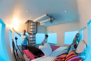 Manta Resort Underwater Room by Photoshoot Of Africa S Underwater Hotel Business Insider
