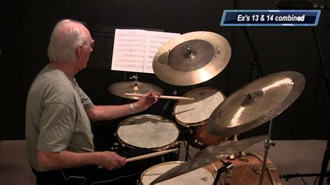 tutorial drum jazz jazz drum solos lesson 4 with colin bailey online
