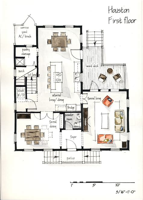 floor plans real estate real estate watercolor 2d floor plans part 1 on behance