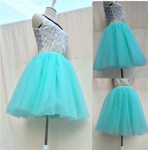 Dress Tutu Dewasa aliexpress buy light green tulle tutu skirt 20 quot length tutu
