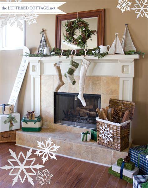 πανεμορφες χριστουγεννιατικες ιδεες διακοσμησης για το