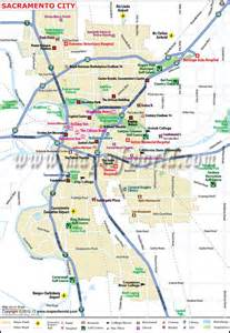 where is sacramento in california on map 38 best images about maps mostly on san