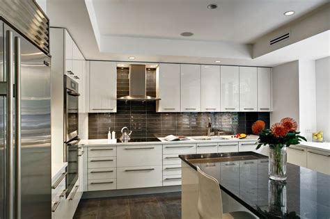 new design high gloss lacquer glass front kitchen cabinet 17 best images about uptown kitchen glam on pinterest