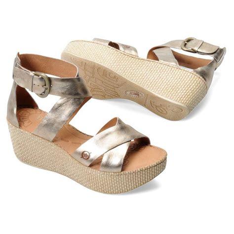 born womens anyel platform sandals