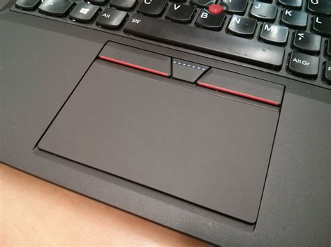 Touchpad Lenovo fitting physical trackpoint buttons to a lenovo thinkpad t440s cameron gray