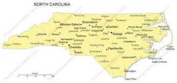 map of carolina major cities major cities in nc flickr photo
