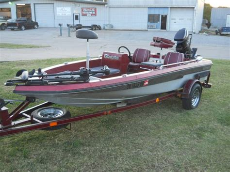 used bass boats for sale tulsa ok chion bass boat with mercury outboard 3950
