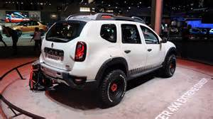 Renault Duster 4 X 4 Renault Duster 4x4 Concept Carplace