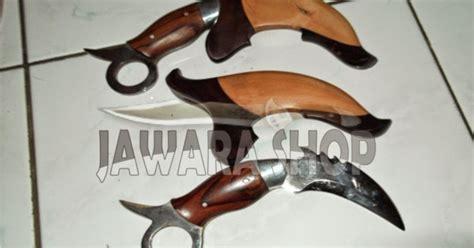 Pisau Tongkat Ukir Wayang Jbld2226 kerambit lawi ayam 03 kode js 019 a4 jawara sae etnic