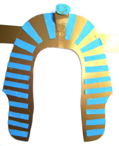 pharaoh crown template pharaoh s headdress