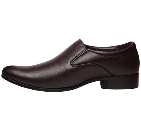 bata brown formal shoes bata india