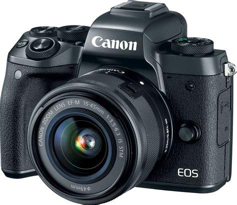 canon eos canon eos m5 review now shooting