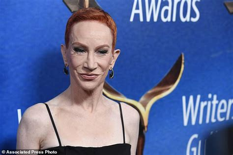 Shows New Do At The Awards by Kathy Griffin To Do New Shows 9 Months After Photo