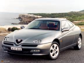 Alfa Romeo 916 Gtv Alfa Romeo Gtv 916 2 0i Spark 155hp Car Technical