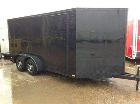 black trailer cargo mate black out motorcycle trailer motorcycle trailer