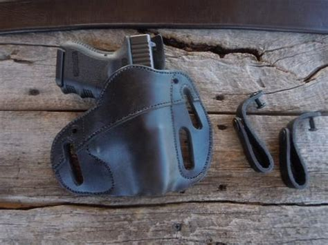 Simply Rugged Holsters by Defcon 3 Leather Concealed Carry Holster