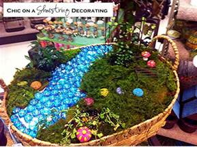 garden to make chic on a shoestring decorating gardens that s