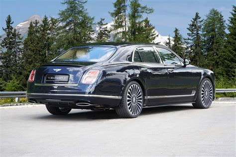 mansory bentley mulsanne mansory fiddles with the luxurious bentley mulsanne