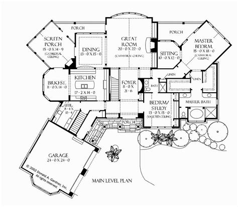 craftsman house plans with basement terrific craftsman house plans one story with basement portrait gallery image and