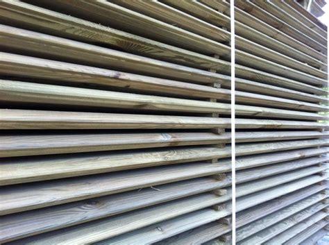 Brise Vue Bois Pas Cher 3097 by Cloture Palissade Claustra 233 Cran Brise Vue Images