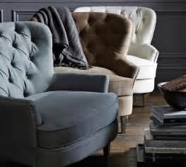 Pottery Barn Armchairs Cardiff Tufted Upholstered Armchair Pottery Barn