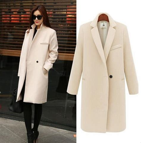 Promo Sale Blazer Navy Jas Semi Formal Pria Cowok Slimfit wholesale winter coats wool coat solid color lapel single button