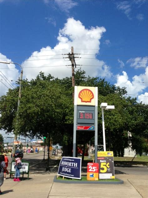 new orleans gas ls tulane shell 10 photos gas stations 3327 tulane ave
