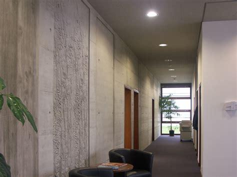 sichtbeton innen schwarz betonbau sichtbeton