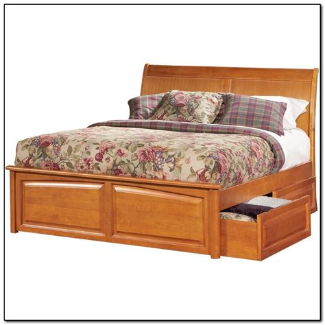 Full Size Bed With Storage Drawers Underneath Download Bed With Storage Drawers Underneath