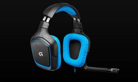 Logitech Headset Gaming G430 Berkualitas logitech g430 gaming headset review