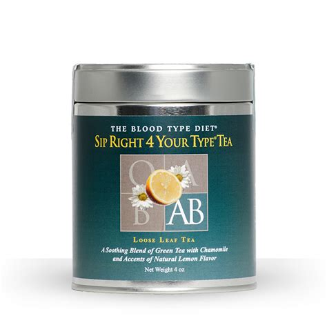 Ab Detox Inc by Sip Right 4 Your Type Teas Ab 1728436 Ontario Inc