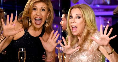 hoda and kathy lee hairstyle pictures 2015 a toast to 2015 thursday 8 p m nbc quot today show co
